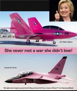 Hillary Pink Jet 3